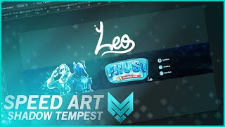 SpeedArt (SpeedArt) Fortnite Banner Giveaway :: Leo