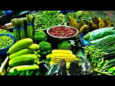 Vegan life in China & Wet market