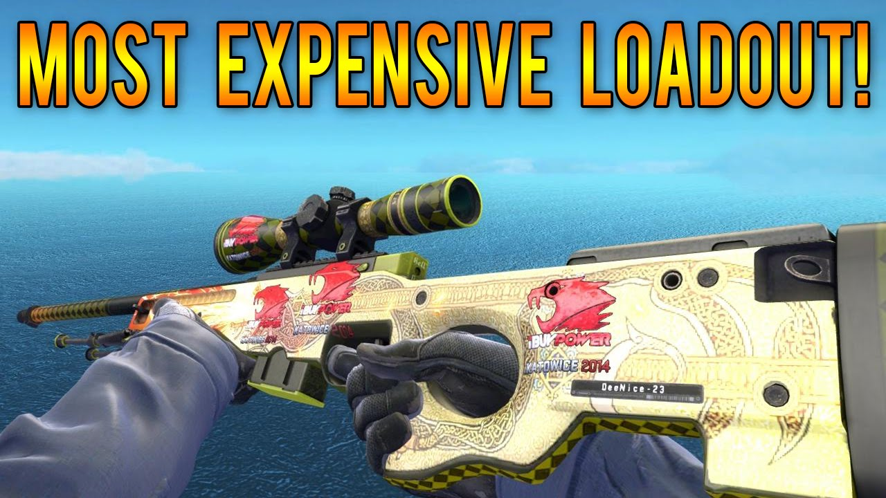 CS GO - The Most Expensive Loadout