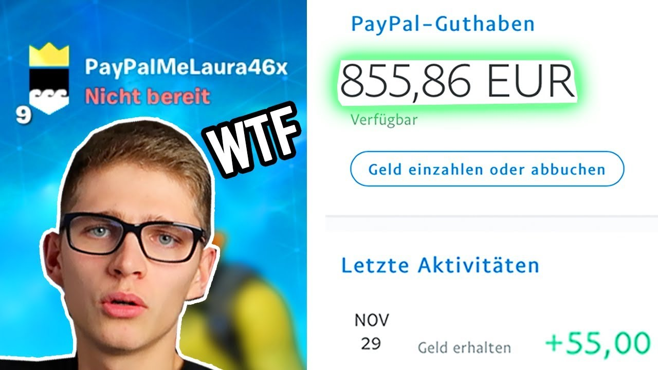Fortnite Geld