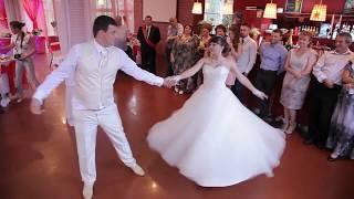 Свадебный танец Попурри / простой и легкий микс / Анна и Александр