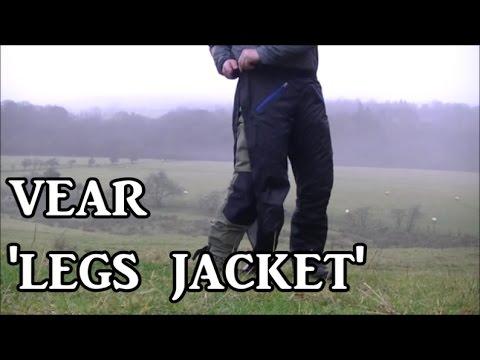 VEAR 'Legs Jacket' Waterproof Trousers Test