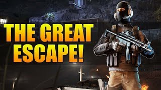 My Greatest Escape While Being The Last Man Standing... (Ghost Recon Wildlands PVP)