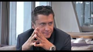 """Павел Прилучный - про сериал """"В клетке"""", бизнес и актерские заморочки ))"""