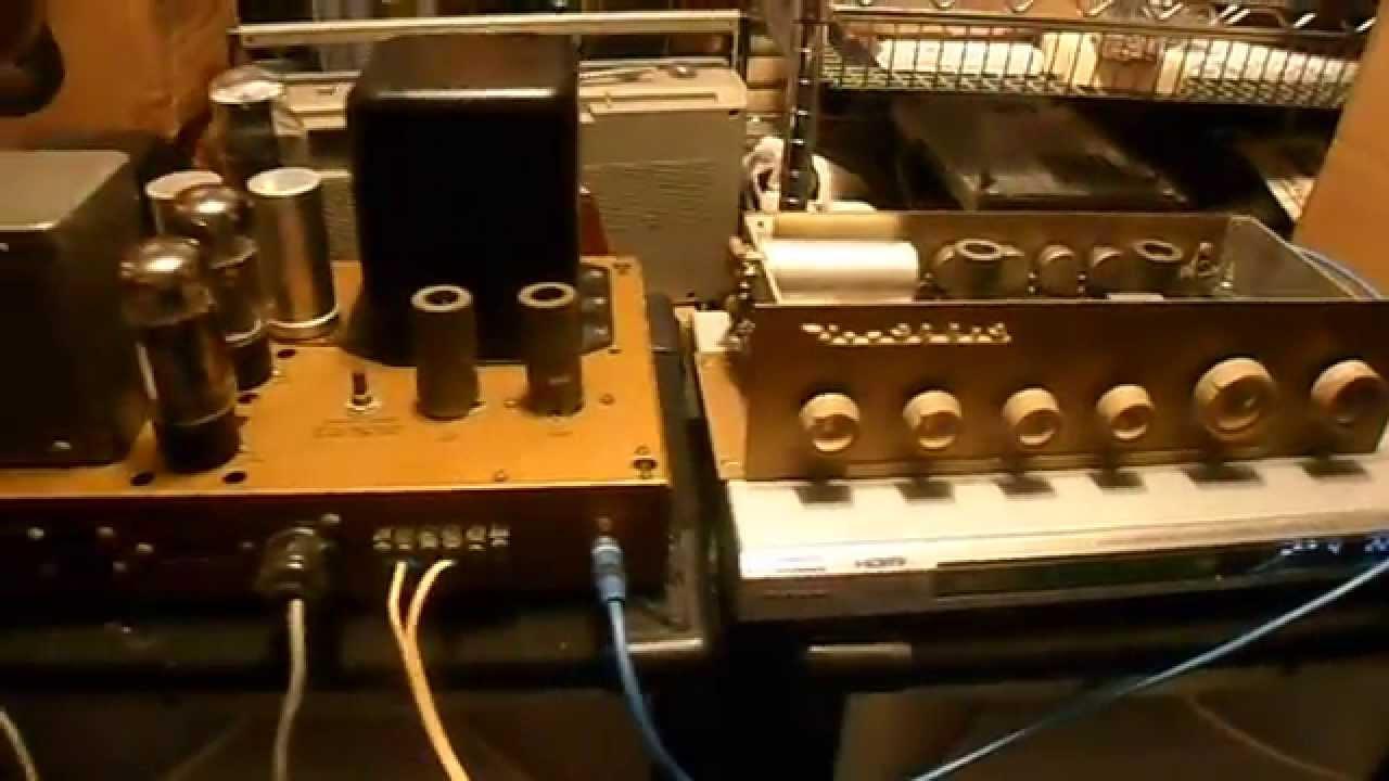 Heathkit W5m Amp Wap2 Preamp