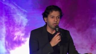How to be the Center of Attention | Saad Khan | TEDxMAIS