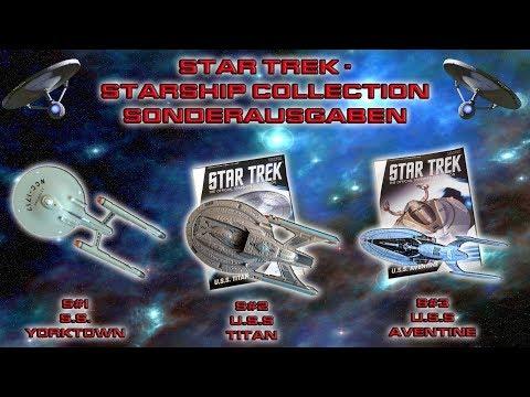 Star Trek - Starship Collection - Sonderausgaben - Special