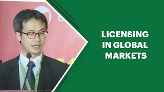 Licensing in global markets