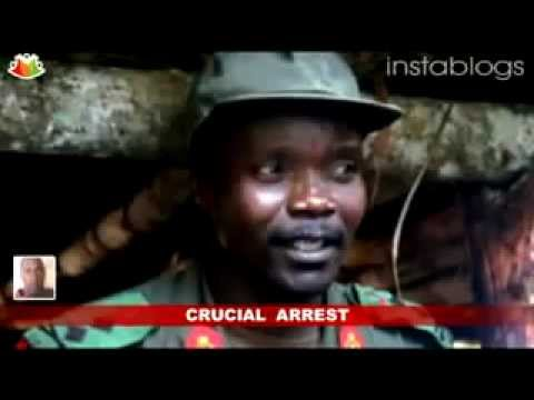 Uganda arrests LRA commander (Joseph Kony's Rebel Group)