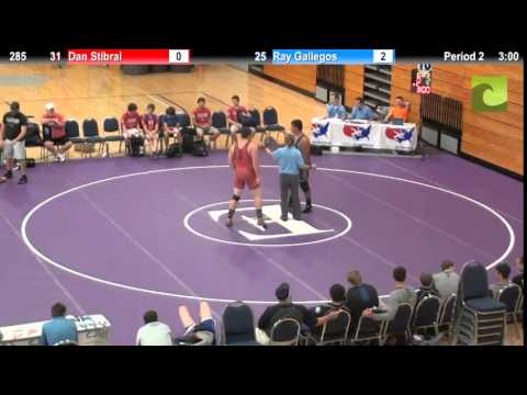 285 Dan Stibral vs. Ray Gallegos