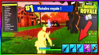"WHEN a ""HACKER"" makes a TOP 1 ON FORTNITE... (or not) w/Kazurette"