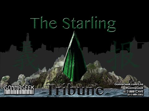 The Starling Tribune Arrow Season 4 Episode 12 - Unchained