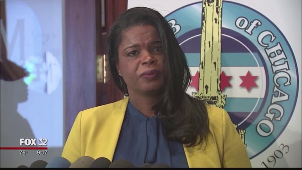 Cook County State's Attorney Kim Foxx Recuses Herself From Smollett Case