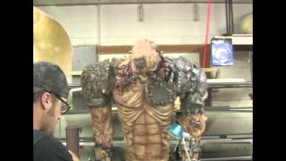 Evilusions behind the scenes 2008