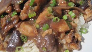 Chicken Walnut Stir Fry Recipe - How To Make Chicken Stir Fry Demonstration