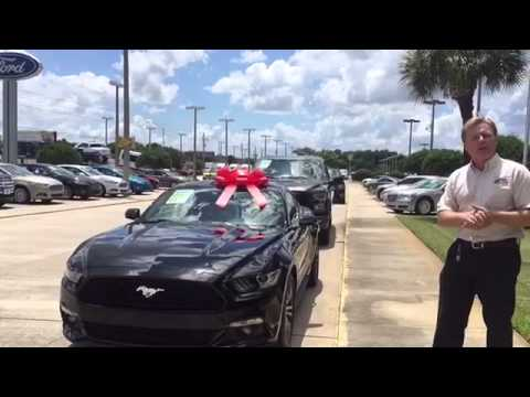 ½ Millionth Sales Event and Celebration Giveaway- 2015 Mustang Premium