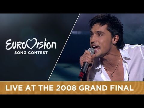 Dima Bilan - Believe (Russia) Live 2008 Eurovision Song Contest