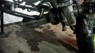 Turbo monkey 125cc