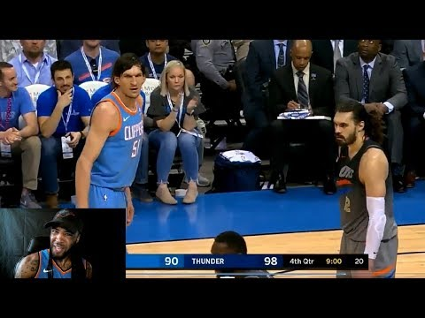 Steven Adams is STRONG Vol. 2 | Steven VS Goliath