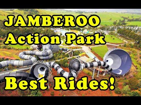 Jamberoo Action Park, Water Park, Theme Park 2021 | Sydney, Australia
