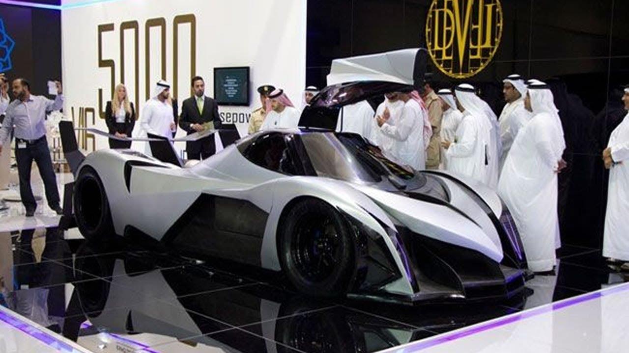 7 Carros Esportivos Mais Caros E Exóticos Do Mundo