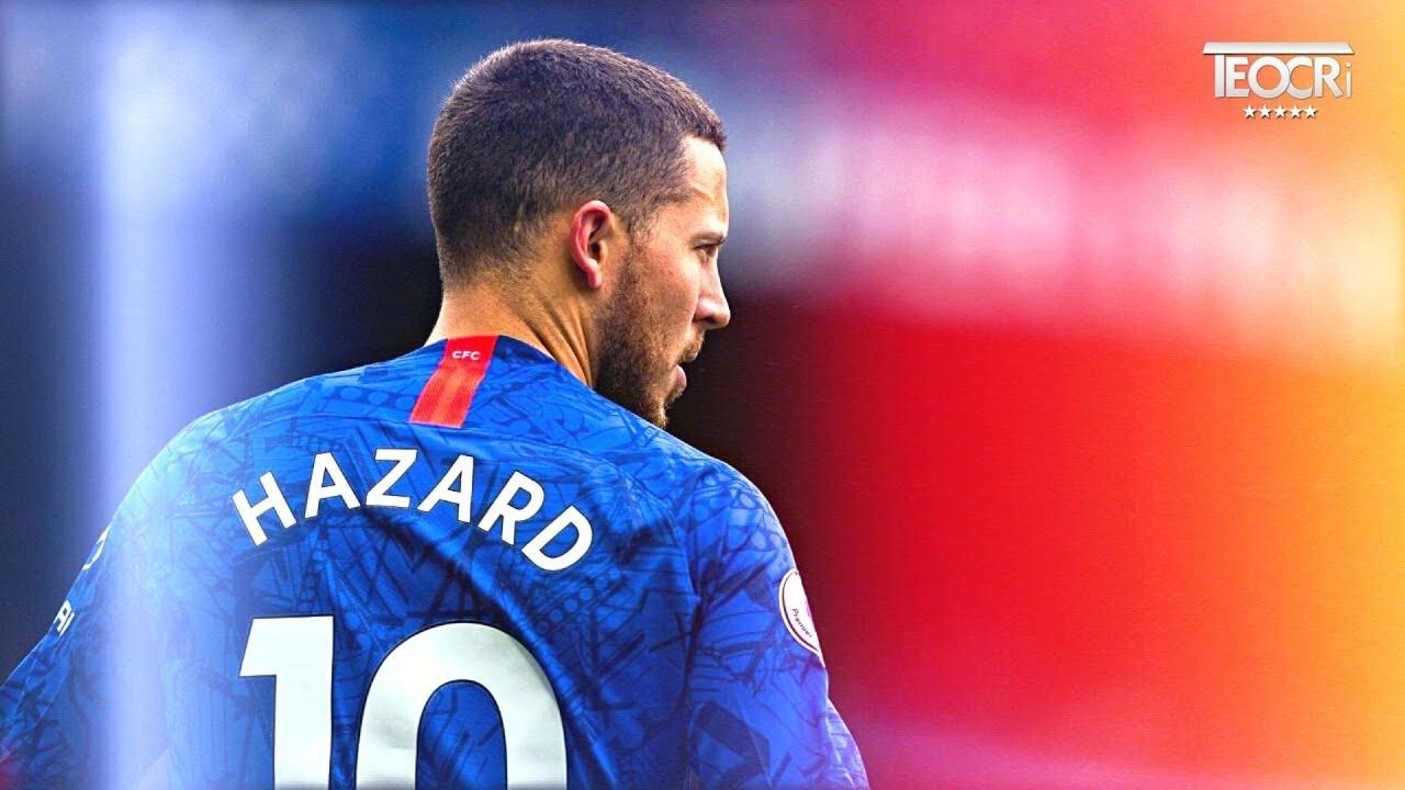 Streets Won't Forget Eden Hazard at Chelsea...