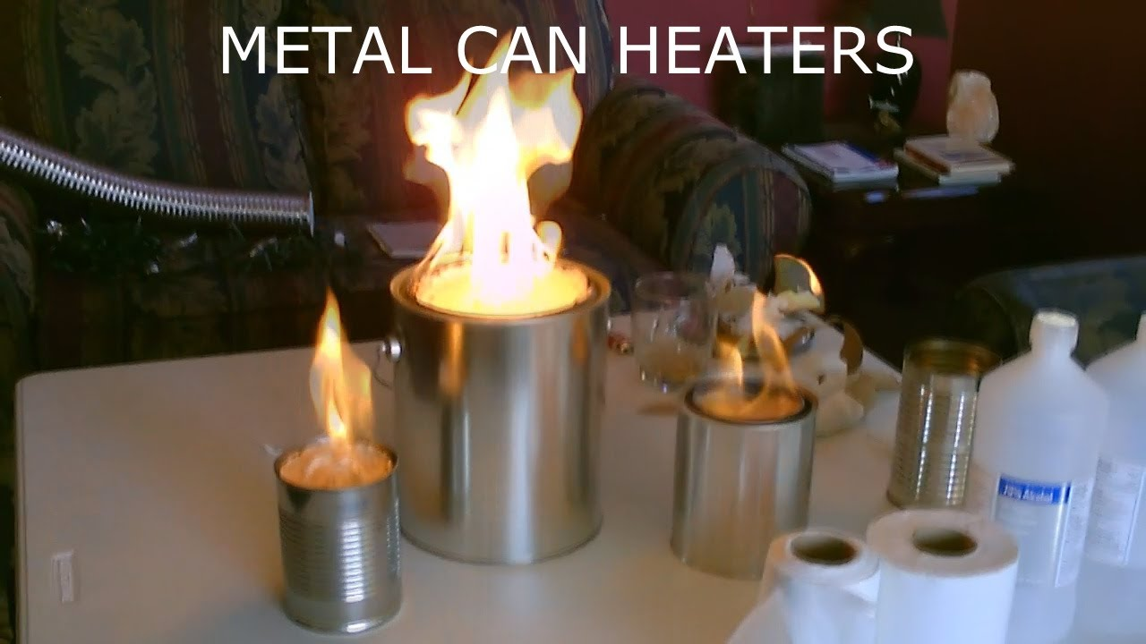 "homemade ""metal can"" air heater! - survival/shtf air heater! - diy"
