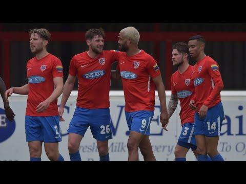 Dagenham & Red. Halifax Goals And Highlights