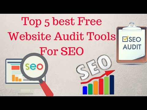 Top 5 best Free Website Audit Tools For SEO [Hindi]