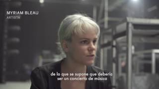 Mini documental MUTEK.MX 2016