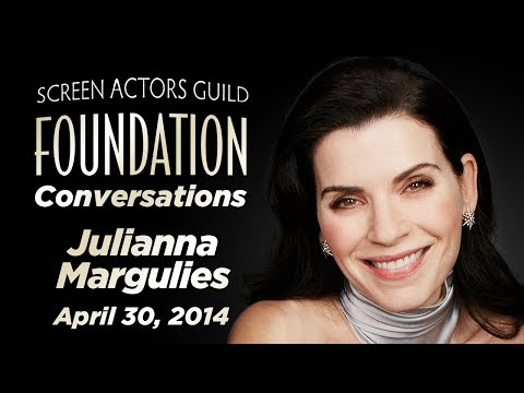 Conversations with Julianna Margulies