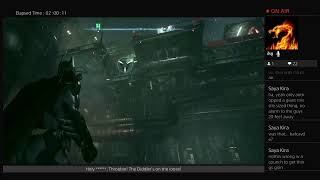 Absurdly Violent Batman Ep 1 (Batman: Arkham Knight PS4)