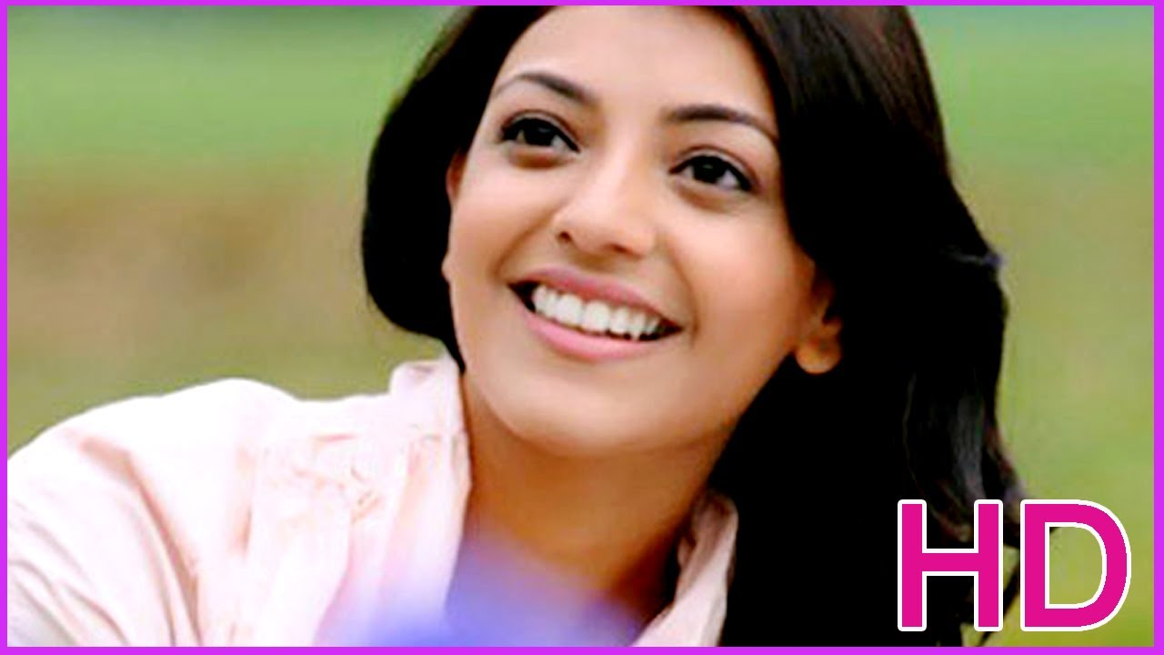 kajal agarwal - beautiful images (hd) - youtube