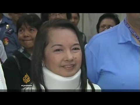 Philippine court clears ex-president Arroyo of plunder