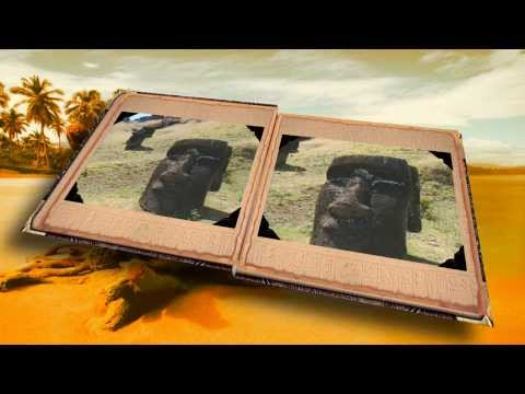 3D Video Album [Easter Island] [אי הפסחא]