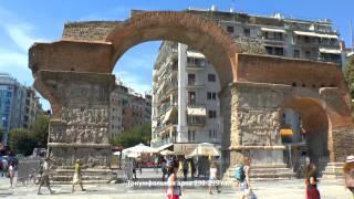 Прогулки по миру: Греция 2013 / Greece 2013 (Документальный фильм №5)