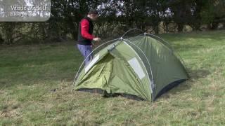 Vaude Mark II - Tent Pitching Video