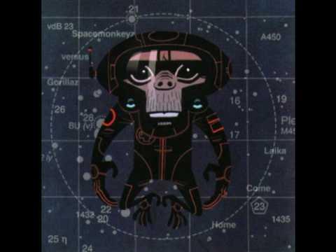 Spacemonkeyz Versus Gorillaz - Mutant Genius (New Genious (Brother))