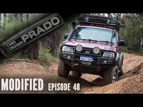 Toyota Prado 90 GXL Review, Modified Episode 48