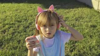 iClever BoostCare Cat-Inspired Headphones