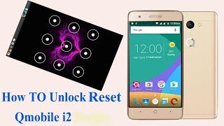 How to Hard Reset QMobile  i2 and Forgot Password Recovery, Factory Reset