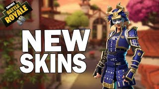 Fortnite NEW HIME SKIN Gameplay