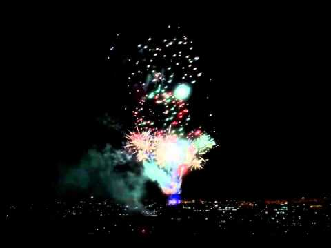 Fire Works 2016