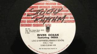 India - Love & Happiness (Strictly Rhythm 1994)