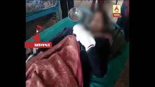 Malda: Housewife attacked by the a sharp weapon as she denied the bad proposal, allegation