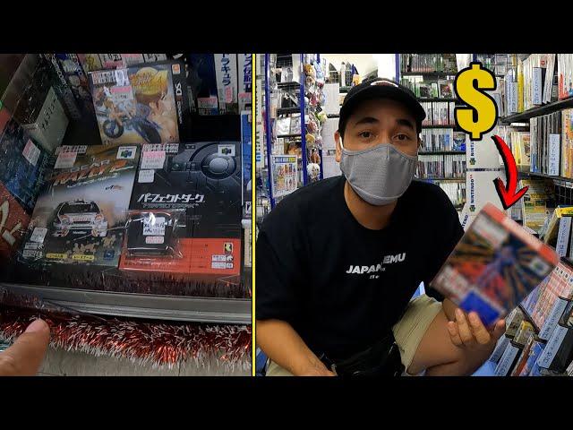 🤑 VIDEOJUEGOS mas COSTOSOS de la NINTENDO 64 en JAPON ! 🎌