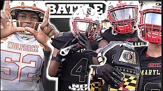🎬 14U Maryland Heat vs Mississippi Wolfpack | 💥 Battle Youth National Championship Semi-Final