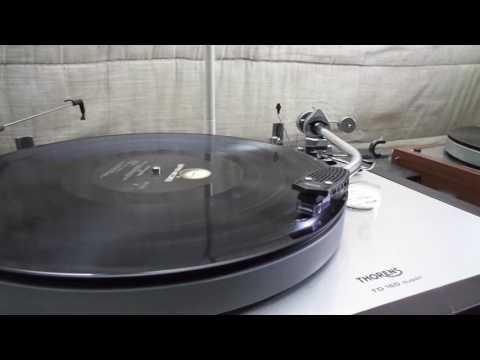 Peter Gabriel - In Your Eyes - Vinyl - AT440MLa - Thorens TD 160 Super