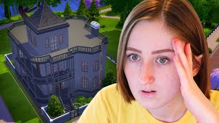 Can I rebuild this iconic house in The Sims 4 from memory?
