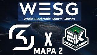 WESG Classificatório das Américas: Brasil - SK vs. Bootkamp (M2 Mirage)